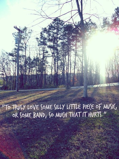 -almost famous (the quote is very ironic with the quote and title of the board i'm pinning it to haha)