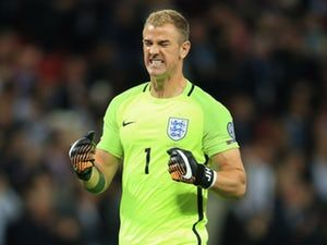 Stuart Pearce: 'England goalkeeper Joe Hart lacks nastiness'