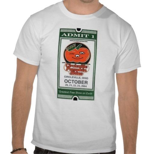 Circleville Pumpkin Show T Shirts