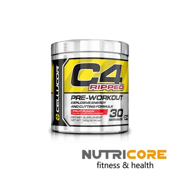 C4 RIPPED | Nutricore | fitness & health