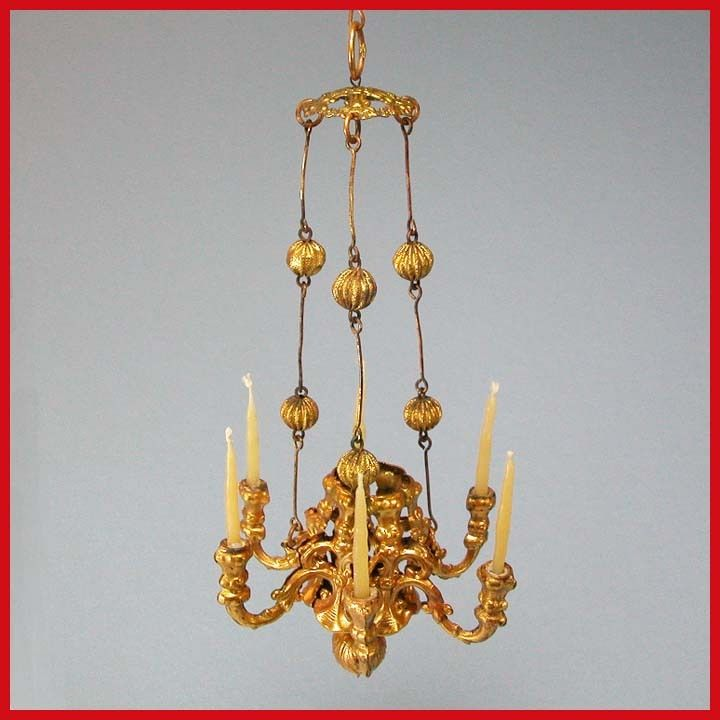 Dollhouse Chandelier Tutorial: 68 Best Images About Miniature Chandeliers And Lamps