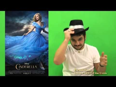 Interviews and Reviews of Disney's Cinderella by KIDS FIRST! reporters Keefer, Brianna, Brandon, Haley and Pamela. #Disney #Cinderella