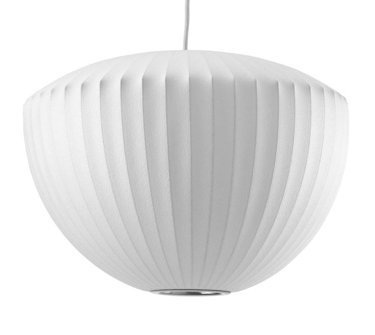Bubble lamp apple lamp av George Nelson