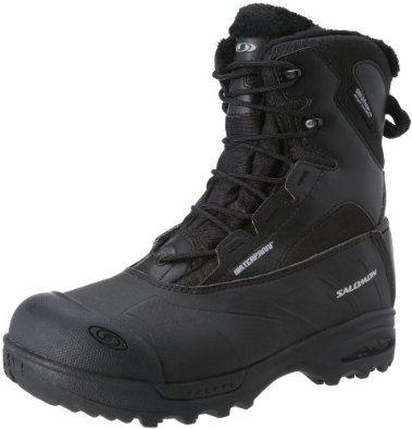 Salomon Men s Toundra Mid WP Snow Boot