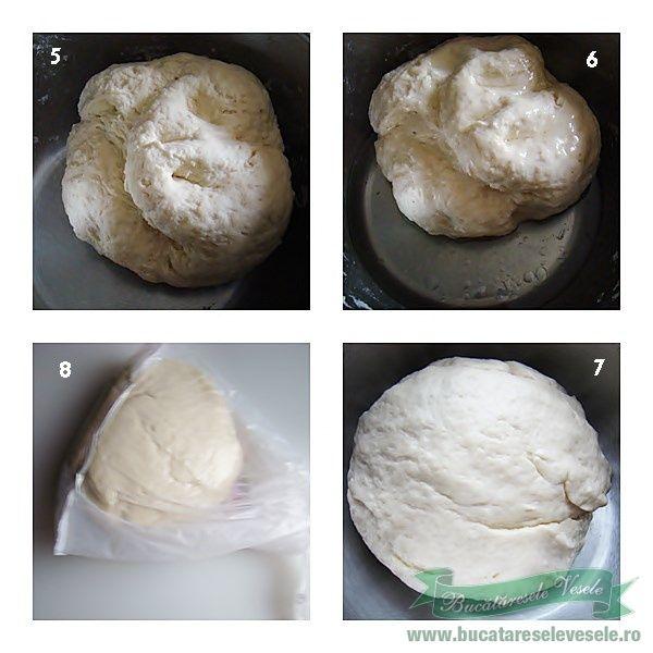 preparare blat pizza