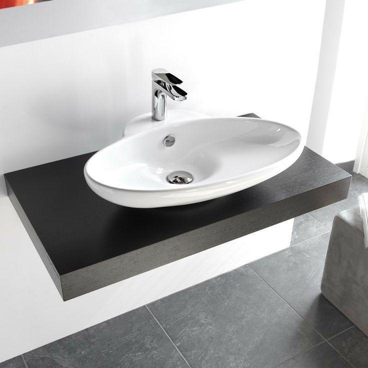 Aufsatzwaschbecken oval mit hahnloch  Die besten 25+ Aufsatzwaschbecken oval Ideen nur auf Pinterest ...