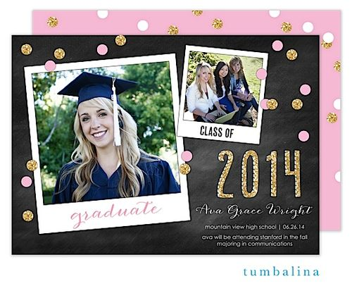 116 best Gradutation party invitations images on Pinterest Birth