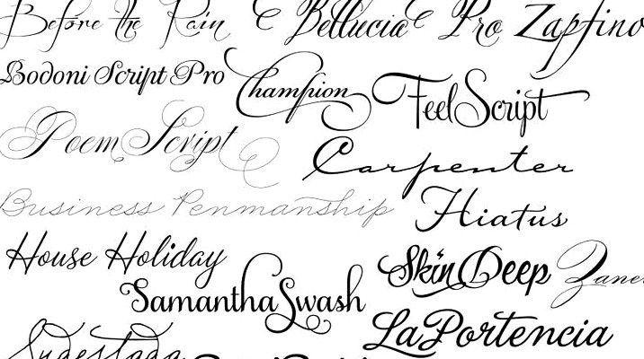 30 Ideas De Letras Para Tatuajes Hombre Mujer Significado Letras