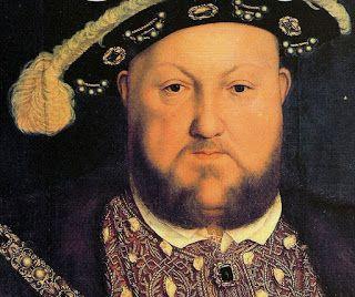 As mil faces de Marcela: Personalidade Histórica: Henrique VIII