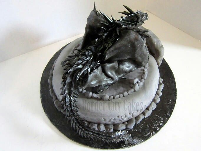 I Would Love To Have This Skyrim Cake Skyrim