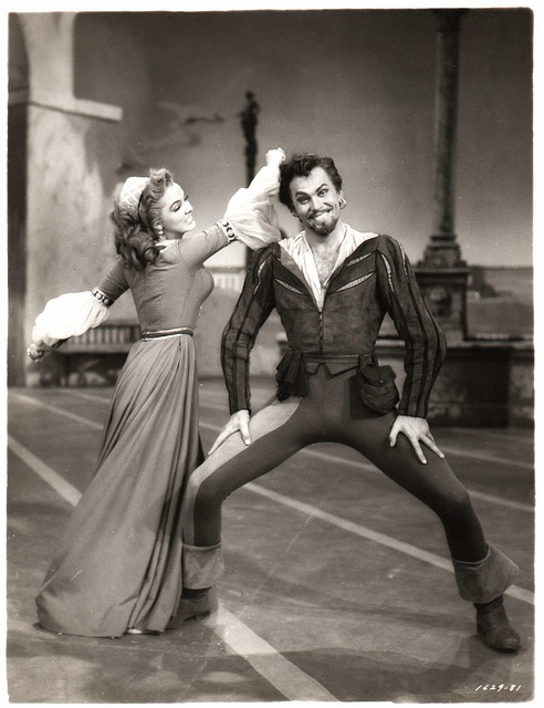Howard Keel Kathryn Grayson Kiss Me Kate