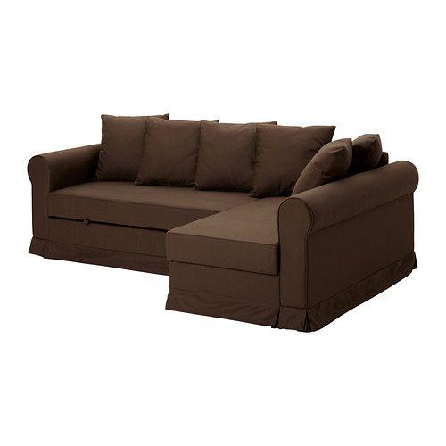 MOHEDA Convertible d'angle IKEA La méridienne peut se placer à droite ou à gauche du canapé ; déplacez-la à votre convenance.