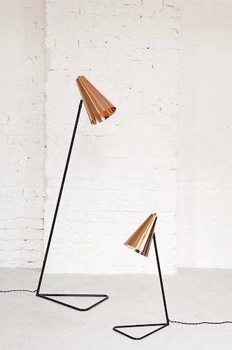 25+ best ideas about Copper lamps on Pinterest
