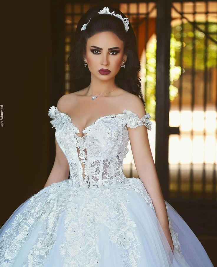 59 best Weddings images on Pinterest | Hochzeitskleider, Hochzeiten ...