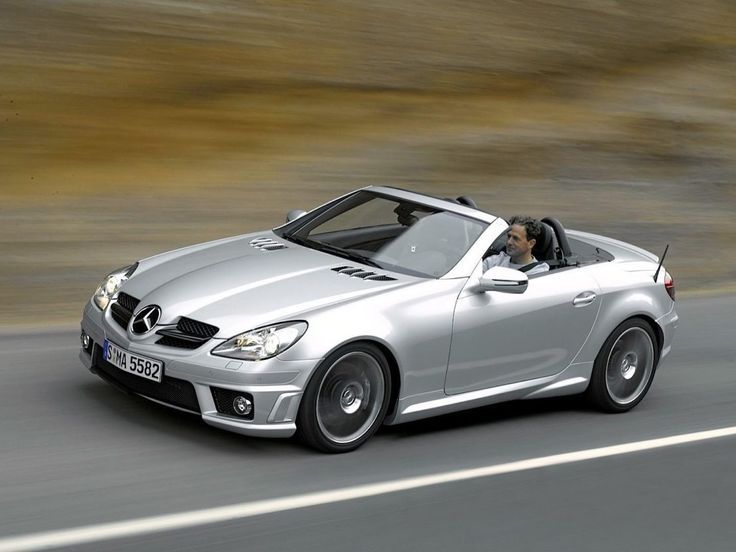 Benz Slk 55 Amg R171 Specs 2008 2009 2010 2011 Inside 2019