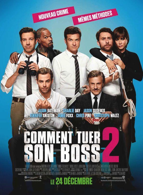 Critique de Comment tuer son boss 2 (Horrible Bosses 2)  de Sean Anders en salles ce 24 Décembre 2014
