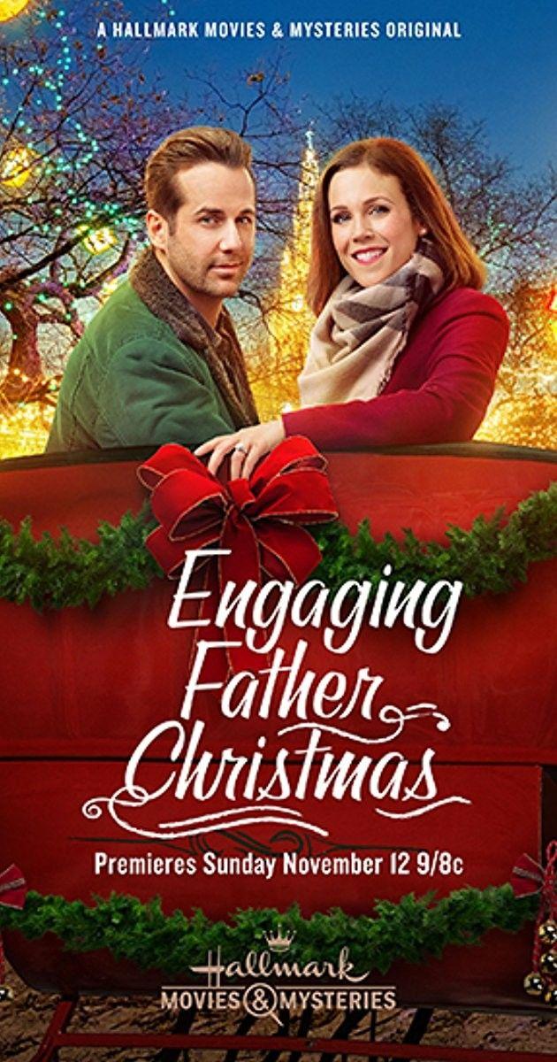 Engaging Father Christmas~~Hallmark Movies & Mysteries   Hallmark ...