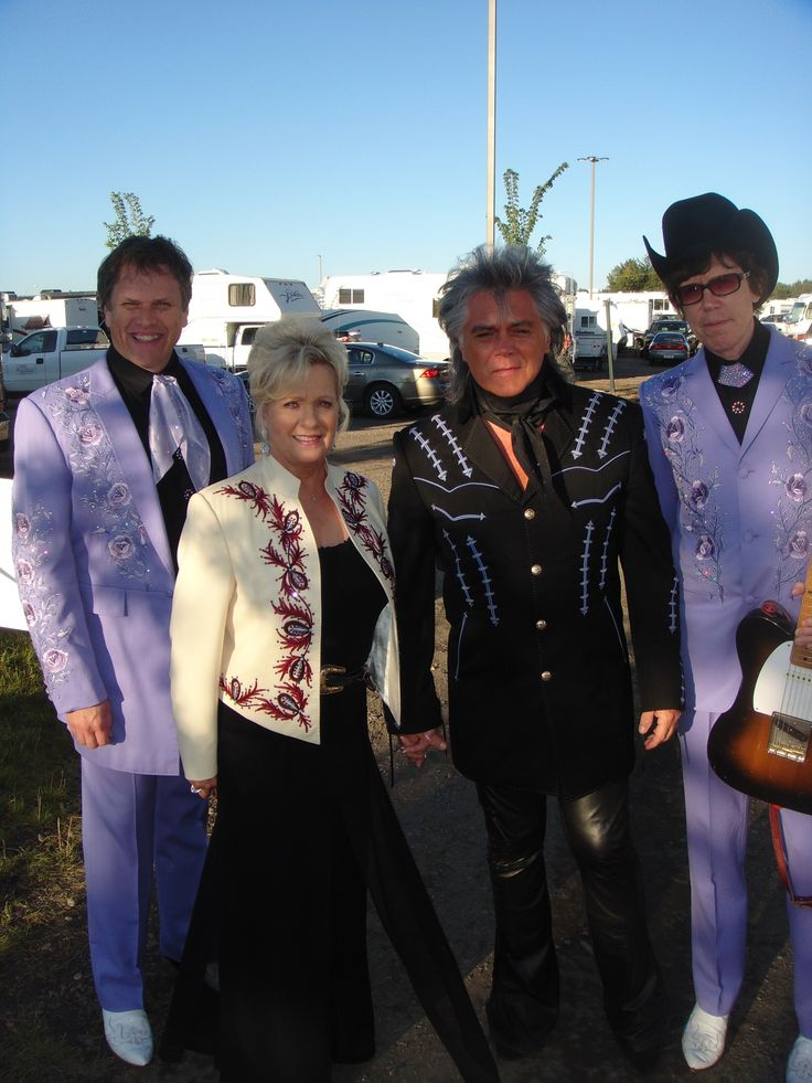 2011 - Paul Martin, Connie Smith, Marty Stuart & Kenny Vaughn