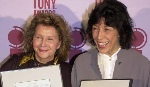 Actress Lily Tomlin and longtime partner Jane Wagner may finally be walking down the aisle.