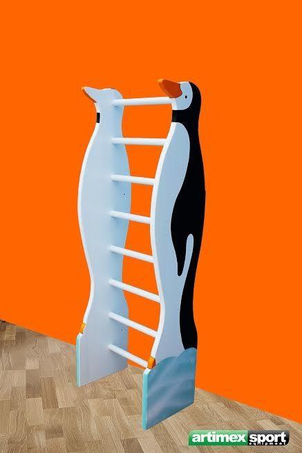Spalier Pinguin, Dimensiuni: 170 x 60 cm, Cod 250-Pinguin, 120.00€/Bucata