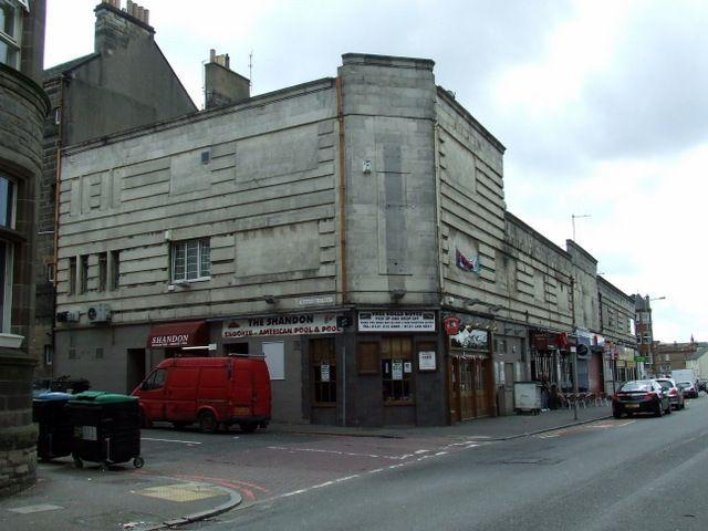 The Locarno Ballroom On Slateford Road Edinburgh Derelict