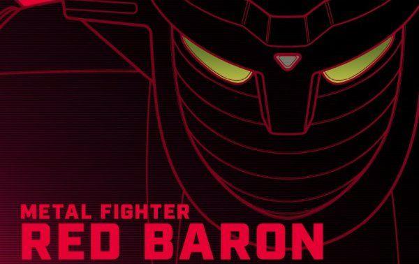 Warner Bros. Japan Reveals 'Red Baron' Blu-ray Anime Box Set Packaging