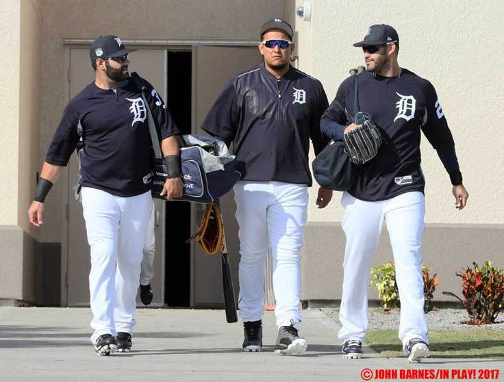 Detroit Tigers Spring Training Feb 19