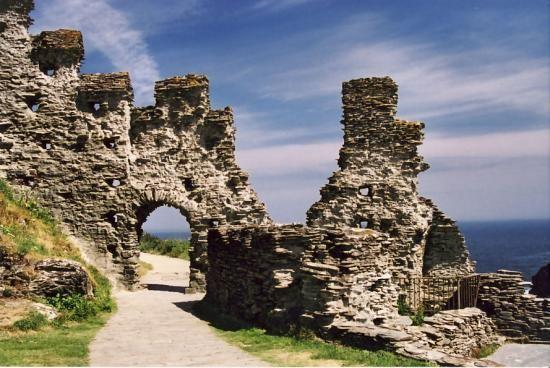 Tintagel (King Arthurs) Castle