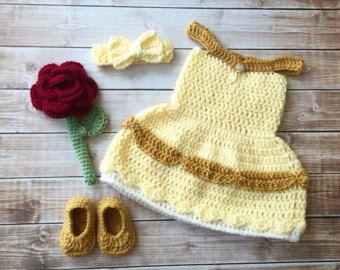 Princesa Aurora bella durmiente inspiración por mamamegsyarnshoppe