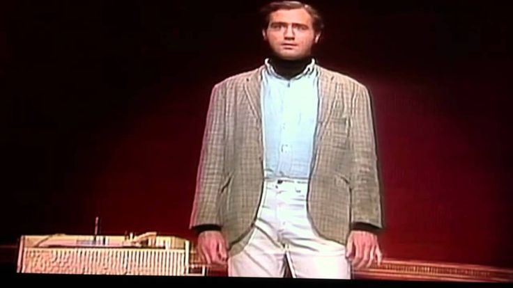 Andy Kaufman: Mighty Mouse Original (Here I Come to Save the Day)