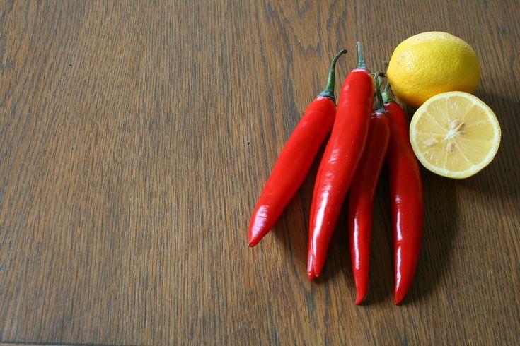 Lemon & Cayenne Pepper