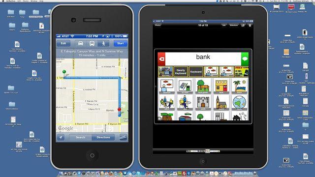Kathy Schrock's Kaffeeklatsch: Reflector App for Mac and Windows and the iOS device