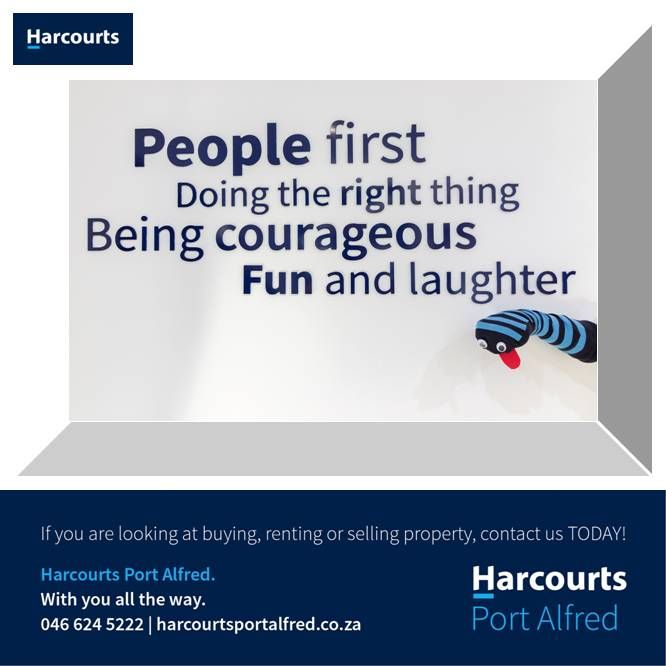 #Harcourts #PortAlfred #BetterInBlue #FunandLaughter #WhereServiceCounts
