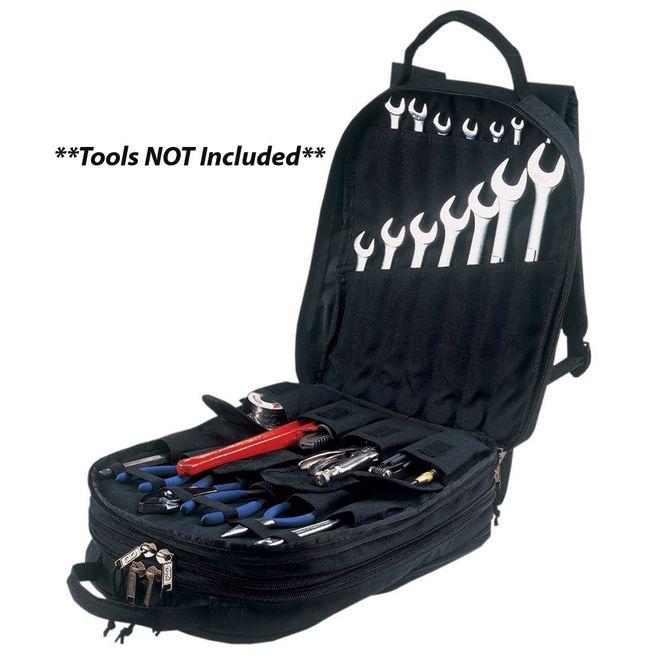 CLC 1132 75 Pocket Heavy-Duty Tool Backpack [1132]