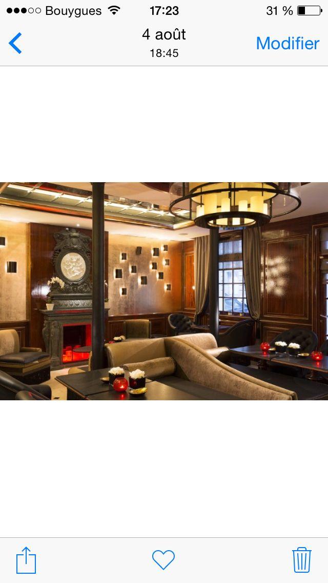 Hotel Le Belmont Paris #3
