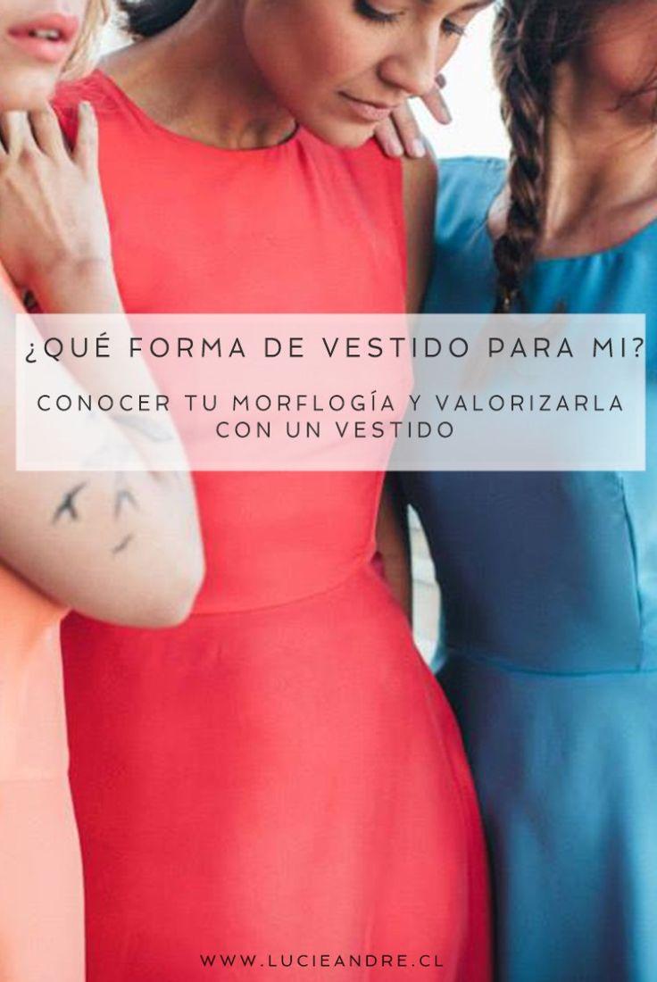 Qué forma de #vestido es para mi ? Cómo vestirte según tu morfología? Te doy mis consejos para aprender a vestirte explotando tus puntos fuertes y valorizarlos🌷