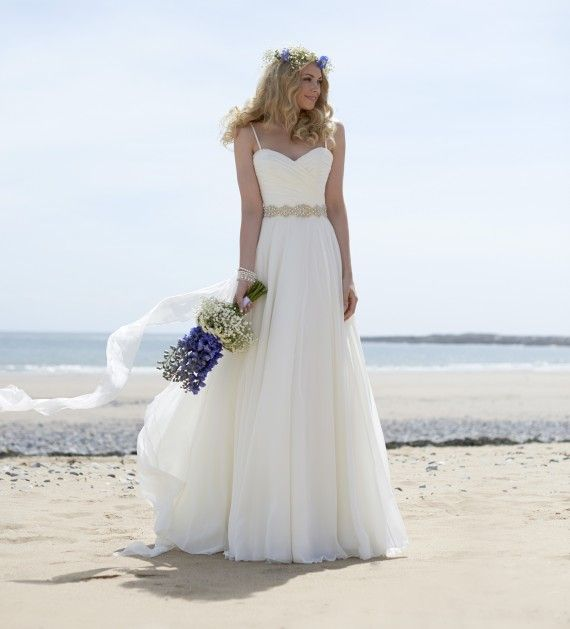 Stephanie Allin London Designer Wedding Dress Wales Polly