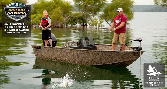 Lowe Boats | FM165 Pro SC | Deep-V Boat | Fishing Boats Manufacturers and Dealers : 2014