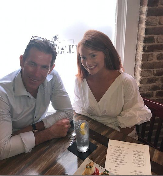 Southern Charm's Kathryn Dennis And Thomas Ravenel Are finally making amends and attempting to co-parent after more than a year of custody battles and other issues