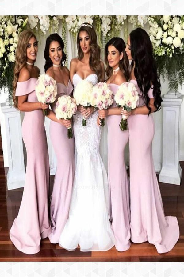 Mermaid Bridesmaid Dress Mermaidbridesmaiddress Y Ybridesmaiddress Dresses 2018