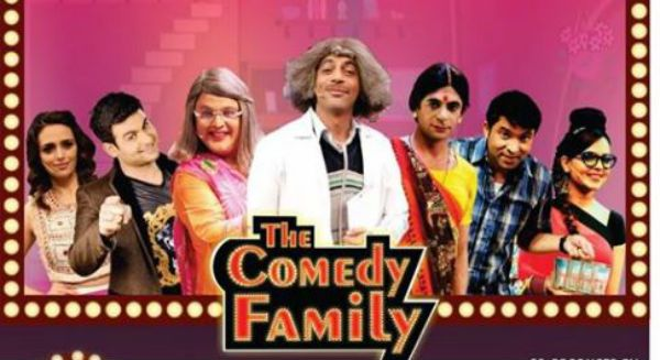 Beware Kapil Sharma! Sunil Grover is coming up with a new show titled 'The Comedy Family'? View pic #FansnStars