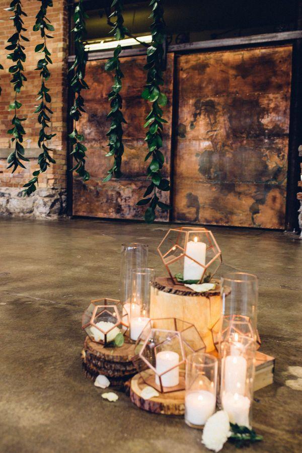 Wedding Essentials Omaha // Nebraska Bride // Wedding Magazine // Wedding Blog // Styled Shoot // Greenery // Wedding Decor // Bridal Gown // Copper Wedding