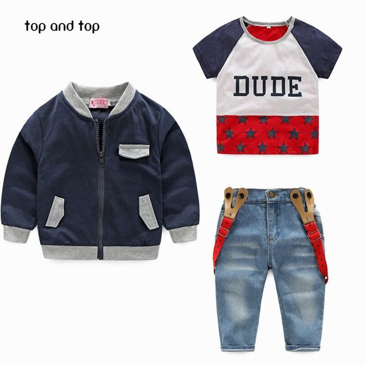 Find More Clothing Sets Information about New! retail free shipping children's clothing for boys set shirt + plaid shirt + jeans boy fall suit boys clothes,High Quality clothing underwear,China shipping train Suppliers, Cheap clothing kid from Top and top on Aliexpress.com