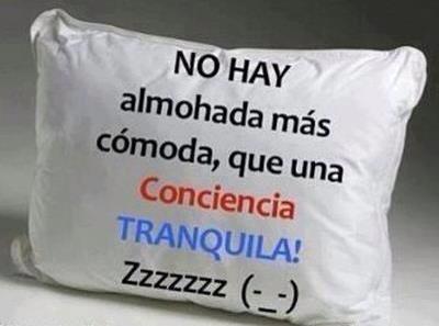 No hay almohada mas comoda