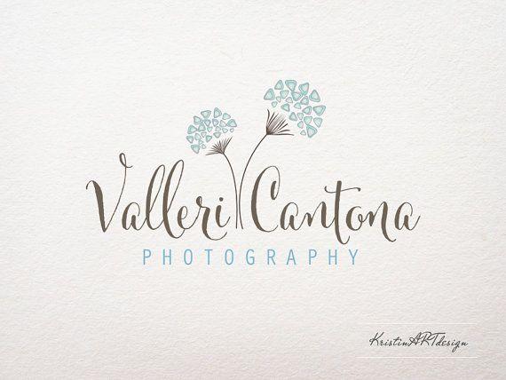 Logotipo de la fotografía personalizado para por KristinARTdesign