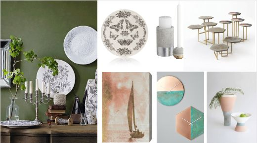 Emerging Trends of Home Décor in Spring Summer 2016 SS16