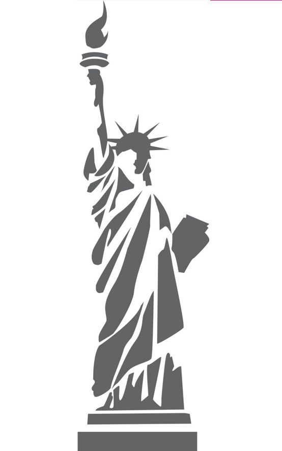 17 best ideas about Statue Of Liberty Drawing on Pinterest ...