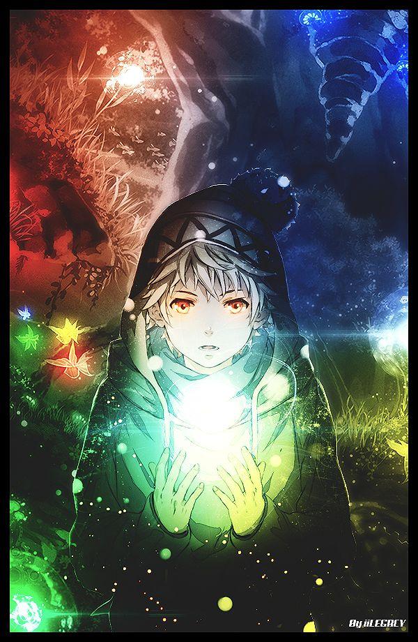 Noragami - Yukine by iiLegacy on DeviantArt