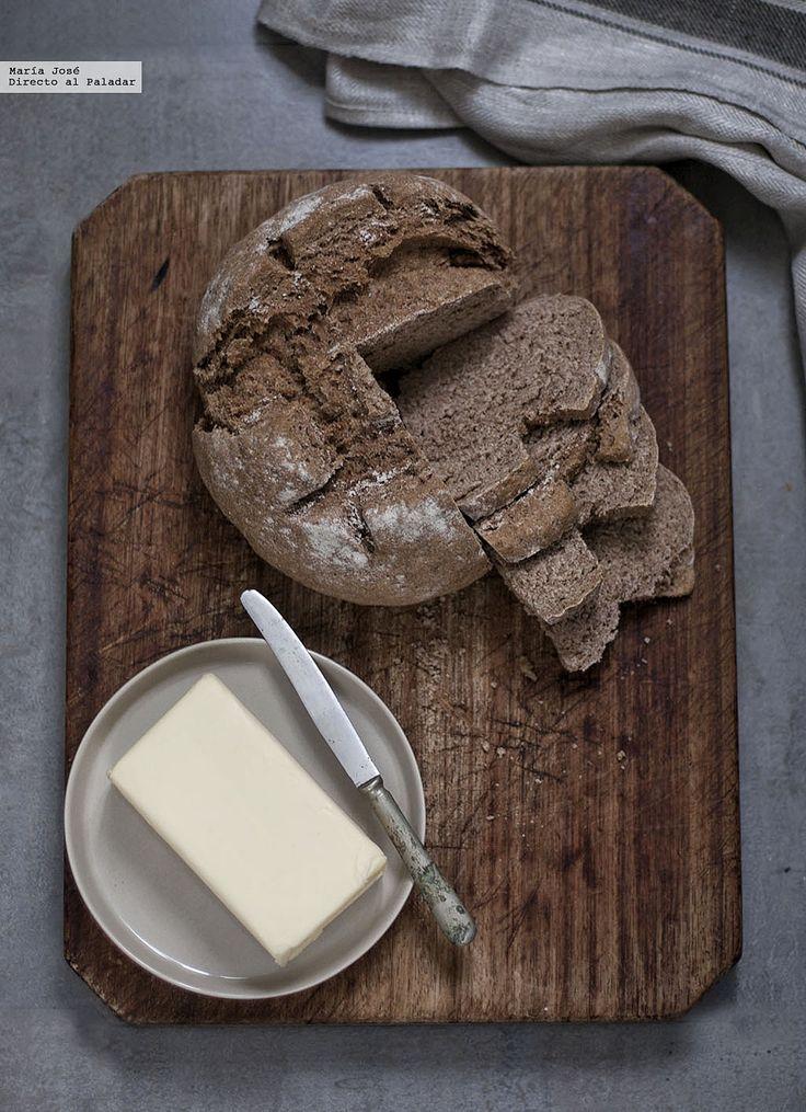 Te explicamos paso a paso, de manera sencilla, la elaboración de la receta de Pan integral de espelta y centeno. Ingredientes, tiempo de elaboración