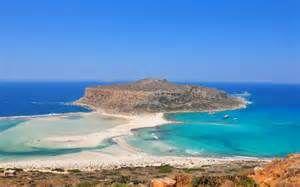 Elafonisi Crete Beach